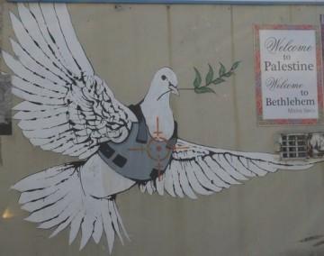 Claire et Adrien, 2 jeunes poitevins sont en Palestine depuis 3 mois