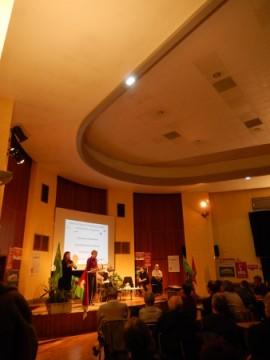 Un premier meeting à Poitiers réussi