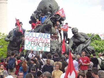 La gauche radicale à la relance