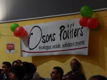 Front de gauche à Poitiers : sachons raison garder
