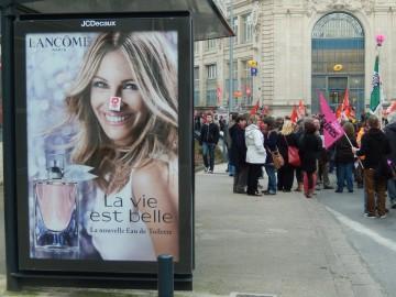 Photos de la manifestation du 18 mars 2014 à Poitiers