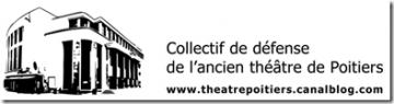 n°3 du journal du Collectif pour sauver l'ancien théâtre de Poitiers