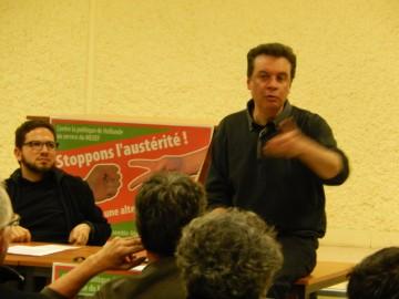 Stathis Kouvélakis, La Grèce, Syriza et l'Europe néolibérale