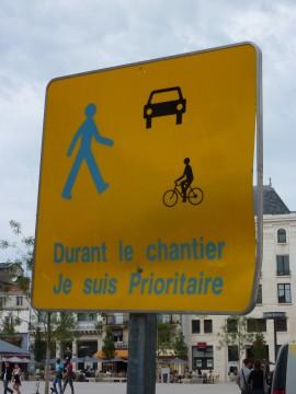 Pour une juste représentation des genres dans les textes en français