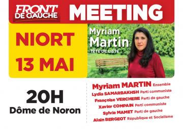 Élection européennes : la Vienne se déplace à Niort