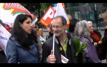 Une vidéo de notre candidate aux élections européennes, Myriam Martin