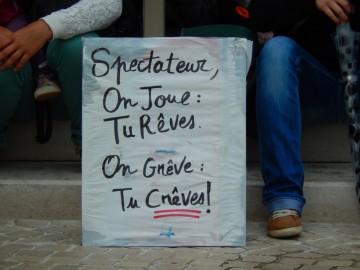 Intermittent.es : grèves mais pas blocages