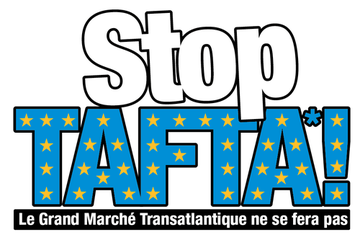 Stop TAFTA à Châtellerault