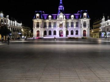 Grève des agents de la Mairie de Poitiers