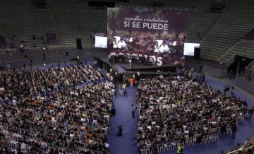 Le potentiel énorme de Podemos dans l'État Espagnol