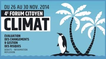 "4° forum citoyen ""climat"""