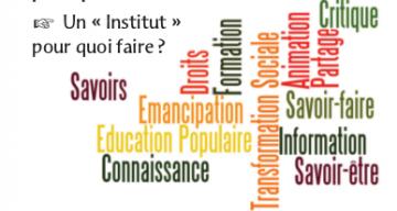 Institut d'études Populaires IEPop