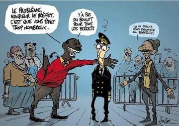 Kamel : la préfecture de Poitiers commence à reculer