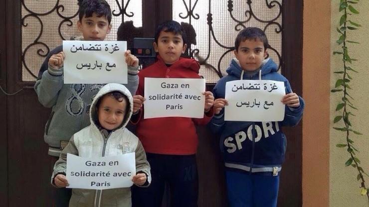 Charlie Gaza