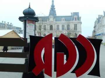 Joyeux anniversaire et longue vie à l'ancien théâtre de Poitiers !