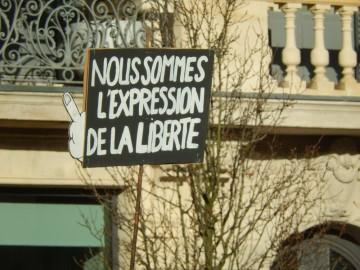"""La """" bergère insoumise """" emprisonnée sans fin."""