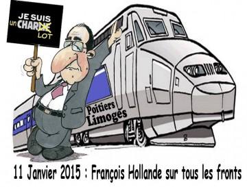 Le Président de la régin Aquitaine injurie les opposants à la ligne TGV Poitiers-Limoges. Une réponse.
