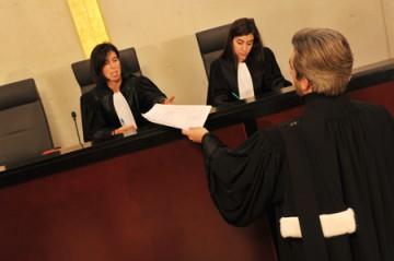 Théâtre «L'impossible procès»