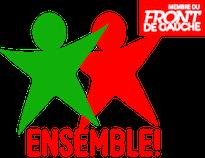 – Ensemble ! 86 –   |  Mouvement pour une alternative de gauche, écologique et solidaire |  une des organisations du Front de gauche de la Vienne
