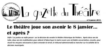 La gazette du Théâtre