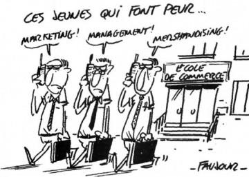 Peut-on rire avec les généraux, la hiérarchie policière et le recteur de l'académie de Poitiers?