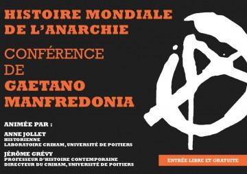 Histoire mondiale de l'anarchie @ Poitiers | Poitou-Charentes | France