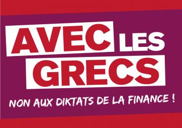 Faire cause commune avec la Grèce