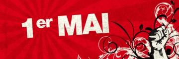 Pour le progrès social, la Paix, la solidarité internationale : un 1er mai revendicatif et combatif, contre la remise en cause des acquis sociaux @ Parvis de la Gare de Poitiers | Poitiers | Nouvelle-Aquitaine | France