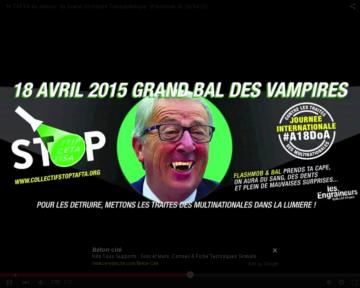 Clip vidéo : le tafta du démon