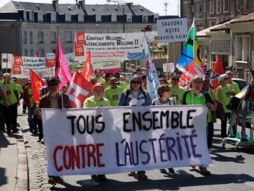 Mobilisation interpro le 8 octobre 2015