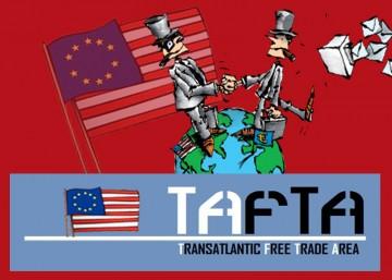 Collectif Stop TAFTA @ Maison syndicale de la FSU | Poitiers | Nouvelle-Aquitaine | France
