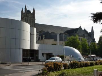 Réforme territoriale et économie des territoires @ Poitiers espace Mendès France