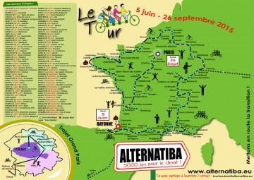 Tour Alternatiba : le clip