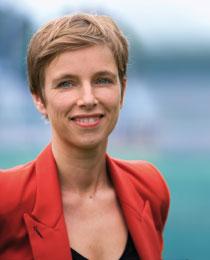 Clémentine Autain : «La fin du Front de gauche serait suicidaire»