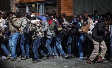 Appel unitaire : solidarité avec les réfugiés