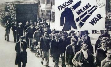 """« Le fascisme, c'est le parti du désespoir contre-révolutionnaire"""""""