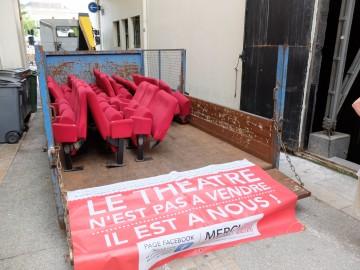 La gazette du collectif pour la sauvegarde de l'ancien théâtre de Poitiers