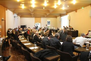 Conseil communautaire de Grand Poitiers