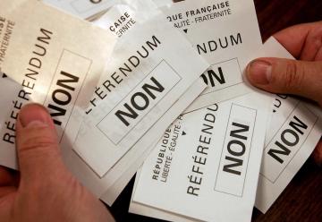 Grèce austérité : rassemblement à Montmorillon