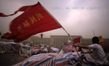 """Catalogue photographies: """"1989, Un vent de liberté """""""