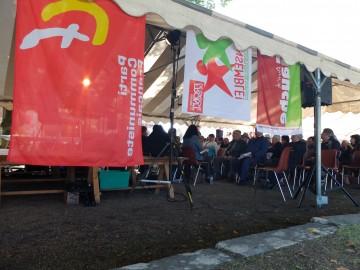 Gros succès de la fête du Front de Gauche à l'Isle Jourdain