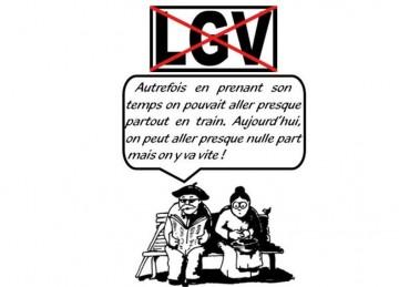 LGV Bordeaux Toulouse Dax