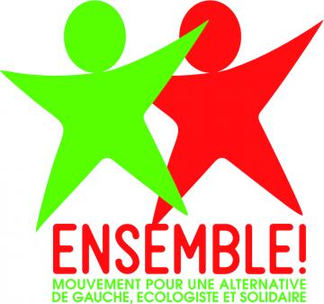 Conférence de presse ENSEMBLE! 87 (Haute-Vienne, Limoges)