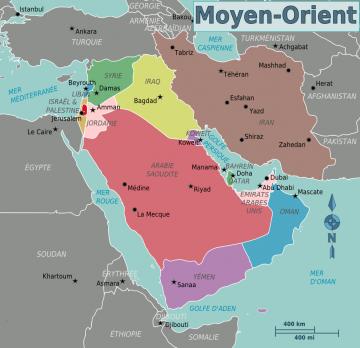La gestion frontalière au Moyen-Orient en période de conflits