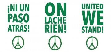 COP 21 : Appel pour le maintien des mobilisations citoyennes pour le climat