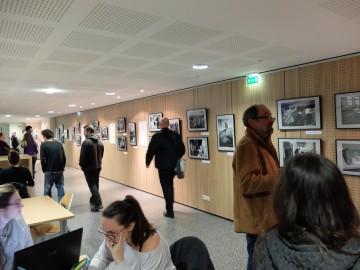 """J'étais au vernissage de l'expo photo """"le travail incarcéré"""""""