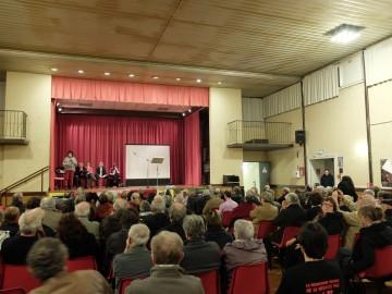 Photos du meeting de campagne du Front de Gauche