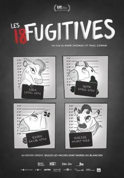Les 18 fugitives, les vaches de l'Intifada