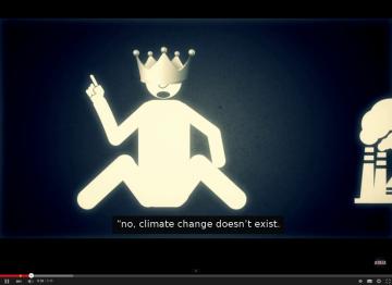 Climatosceptiques : la science, le doute et le déni