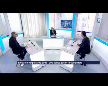 France 3 Régionales 2015 : Olivier Dartigolles